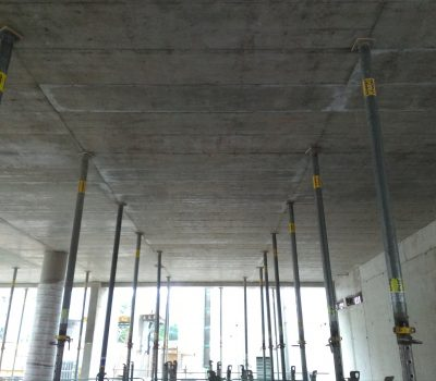 Soffit To Architectural Specification